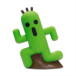 FINAL FANTASY CACTUAR MONEY BANK 19 CM