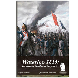 WATERLOO 1815 CAMPAING BOOK (SPANISH)