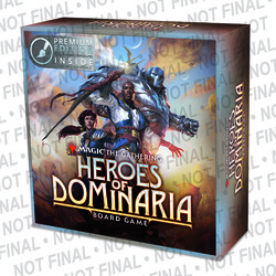 MAGIC THE GATHERING: HEROES OF DOMINARIA PREMIUM (INGLES)