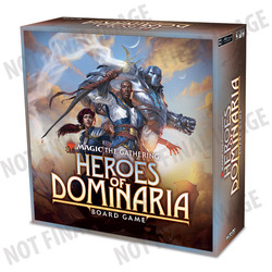 MAGIC THE GATHERING: HEROES OF DOMINARIA STANDARD (INGLES)