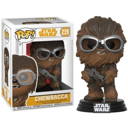 FIGURA POP STAR WARS SOLO: CHEWBACCA GOGGLES