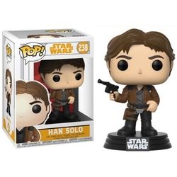 FIGURA POP STAR WARS SOLO: HAN SOLO