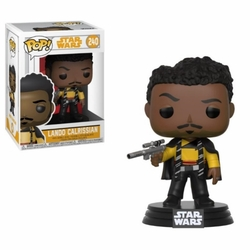 FIGURA POP STAR WARS SOLO: LANDO CALRISSIAN