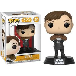 FIGURA POP STAR WARS SOLO: QI`RA