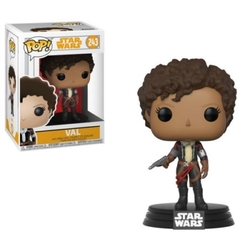 FIGURA POP STAR WARS SOLO: VAL