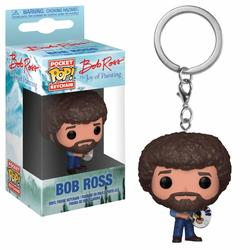 LLAVERO POP BOB ROSS