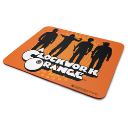 CLOCKWORK ORANGE MOUSEPAD