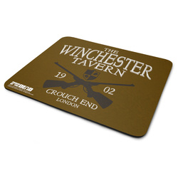 SHAUN OF DEAD - WINCHESTER MOUSEPAD