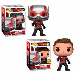 POP FIGURE ANT MAN BOX: ANT MAN CHASE 5+1