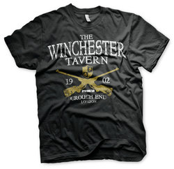 CAMISETA SHAUN OF THE DEAD - THE WINCHESTER XL