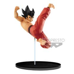 FIGURA BANPRESTO DRAGON BALL GOKU SALTO 12 CM