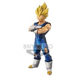 FIGURA BANPRESTO DRAGON BALL VEGETA GRANDISTA 26CM