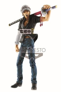 FIGURA BANPRESTO ONE PIECE SABO COLOSSEUM 30 CM