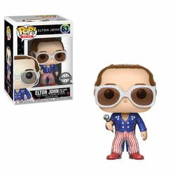POP FIGURE MUSIC: ELTON JOHN GLITTER