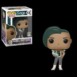 POP FIGURE SAGA: ALANA WITH HAZEL