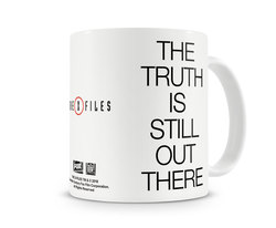 X-FILES TRUTH IS STILL OUTSIDE MUG
