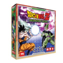 DRAGON BALL PERFECT CELL JUEGO DE MESA *INGLES*