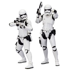 FIGURA ARTFX STAR WARS FIRST ORDER PACK 18 CM