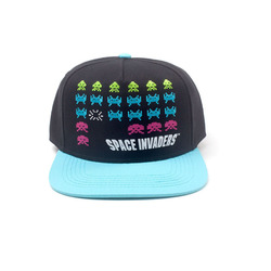 GORRA SPACE INVADERS