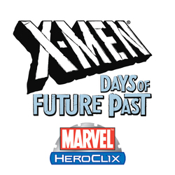 MARVEL HEROCLIX - DAYS OF FUTURE PAST STORYLINE 1