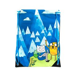 ADVENTURE TIME GYM BAG
