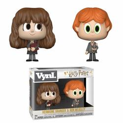 FIGURA VYNL PACK HARRY POTTER RON & HERMIONE