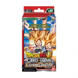 DRAGON BALL TCG MAZOS EXTREME EVOLUTION (6) *INGLES*