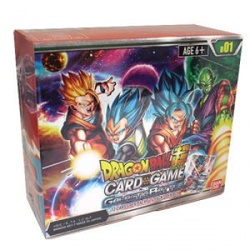 DRAGON BALL TCG SOBRES GALACTIC BATTLE (24) *INGLES*