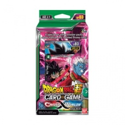 DRAGON BALL TCG SPECIAL PACK CROSS WORLDS (6) *INGLES*