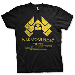 CAMISETA DIE HARD NAKATOMI PLAZA XL