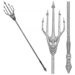 DC LEAGUE OF JUSTICE AQUAMAN TRIDENT