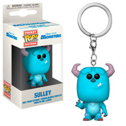 LLAVERO POP MONSTERS INC SULLY