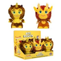 DISPLAY PELUCHES BIG MOUTH (6)