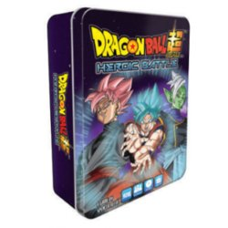 DRAGON BALL JUEGO DE MESA HEROIC BATTLE (INGLES)
