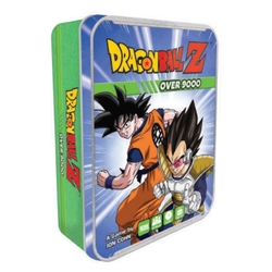DRAGON BALL JUEGO DE MESA OVER 9000 EX  (INGLES)