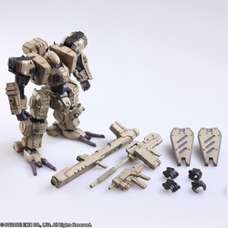 FIGURA FRONT MISSION ZENITH ARID PLAY ARTS 12 CM