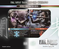 FINAL FANTASY TCG MAZO VERSUS HEROES & VILLAINS