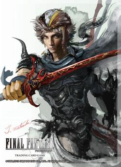 FINAL FANTASY TCG FIRION SLEEVES (60)