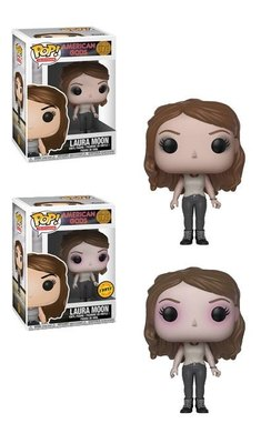 CAJA POP AMERICAN GODS LAURA CHASE (5+1)