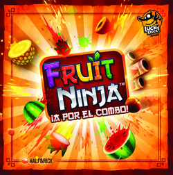 FRUIT NINJA COMBO PARTY (SPANISH) CASE