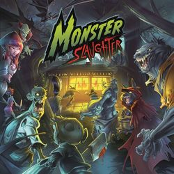 MONSTER SLAUGHTER (SPANISH) CASE