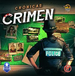 CRÓNICAS DEL CRIMEN CORE (SPANISH)