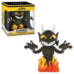 VYNIL FIGURE CUPHEAD THE DEVIL 15 CM
