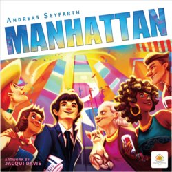 MANHATTAN (SPANISH NEW EDITION)