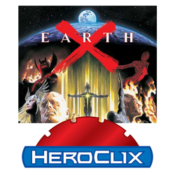 MARVEL HEROCLIX EARTH X STARTER SET