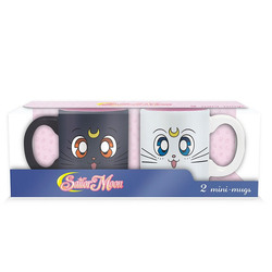 PACK MINI TAZAS SAILOR MOON