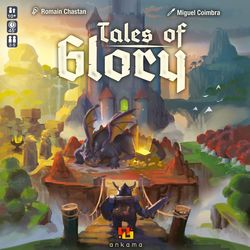 TALES OF GLORY (CASTELLANO)