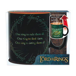 LORD OF THE RINGS SAURON MUG (HEAT CHANGE)