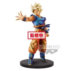 FIGURA BANPRESTO DRAGON BALL BLOOD SAIYANS 20 CM
