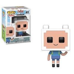 FIGURA POP ADVENTURE TIME - MINECRAFT: FINN